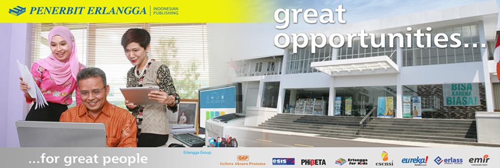 PT.Penerbit Erlangga Group